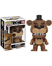 Boneco Pop Funko Five Nights at Freddy's Freddy #106