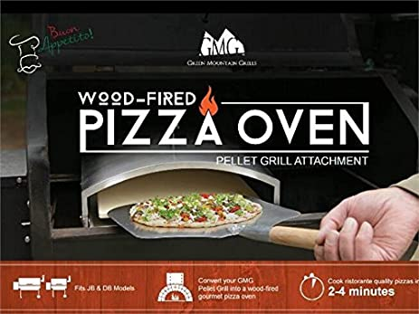 51hoegoV6NL._SX463_ amazon com green mountain grill wood fired pizza oven garden Green Mountain Grill Daniel Boone at bayanpartner.co