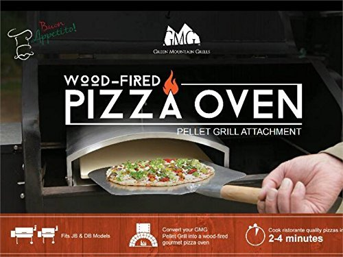 Green Mountain Grill Wood Fired Pizza Oven by GMG