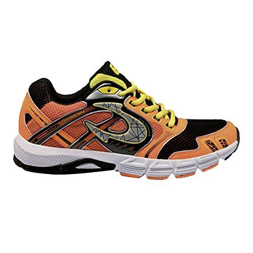 John Smith Raxon 16V - Zapatillas para hombre, color naranja