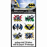 Batman Tattoo Sheets [4 Sheets]