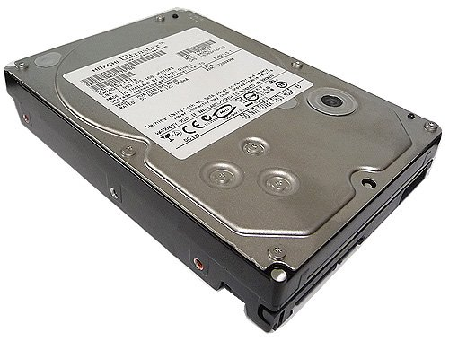 Hitachi Ultrastar A7K1000 HUA721010KLA330 1TB 32MB Cache 7200RPM SATA2 3.0Gb/s 3.5in Internal Hard Drive (Renewed) w/1 Year Warranty