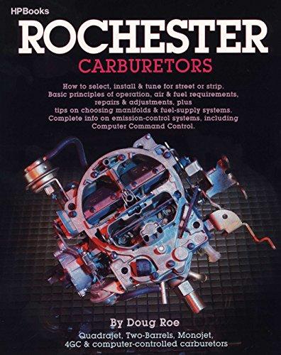 Rochester Carburetors, Revised Edition (Best Mechanics Tool Brands Uk)