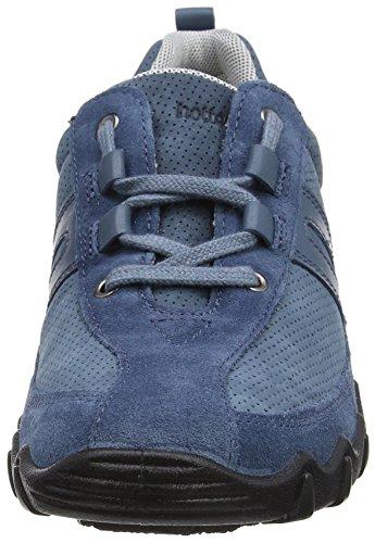 Hotter Damen Leanne Sneaker Blue (Blue River)