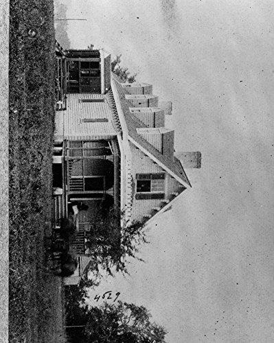 1860S Photo Haxalls House  On The James River  Near Glendale  Virginia  Haxal E2