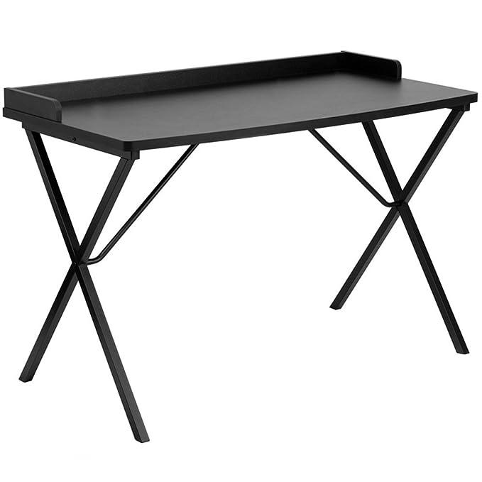 Madera de caoba mesa de oficina escritorio
