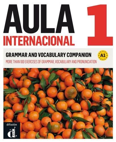 Aula Internacional 1. Nueva Edicion (A1) - Grammar And Vocabulary Companion. Edicion En Ingles (Spanish Edition)