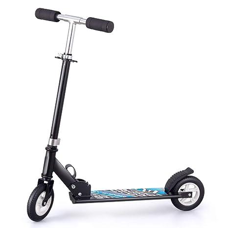 Patinete Scooter para niños, Ruedas Grandes ampliadas ...
