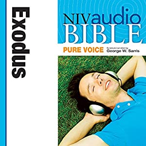 NIV Audio Bible, Pure Voice: Exodus Audiobook