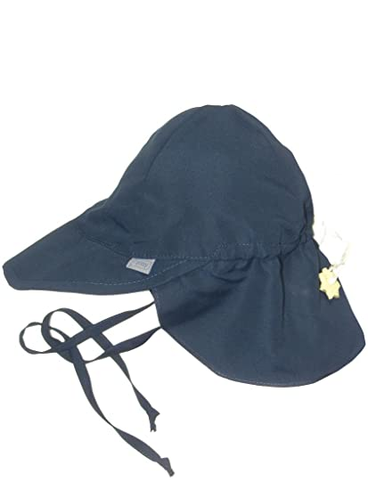 9c480593e4d Amazon.com  i play. Girls  Baby Solid Flap Sun Protection Hat UPF 50+   Clothing