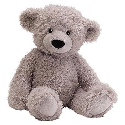 "Gund Dijon Grey Bear 17"" Plush"