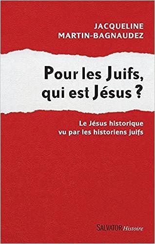 Livre Pour les Juifs, qui est Jésus ? epub, pdf
