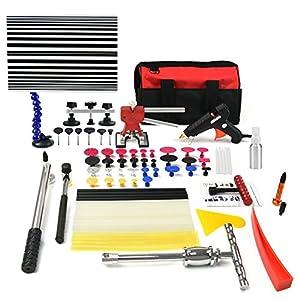 Amazon Com Furuix 68pcs Pdr Tool Kit Dent Repair Tools