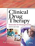 img - for Clinical Drug Therapy: Rationales for Nursing Practice, Ninth Edition book / textbook / text book