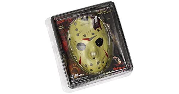 Amazon.com: Friday 13 serie 2, máscara de Jason: Toys ...