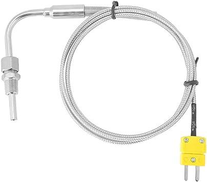 Egt Thermoelement K Typ Für Abgastemperatursonde Mit Freiliegendem Spitzenanschluss Baumarkt