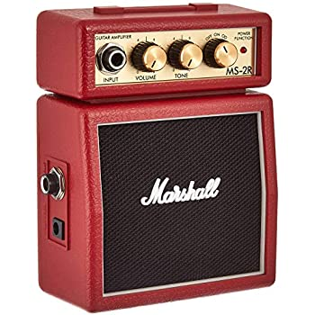 marshall mini stack series ms 2r micro guitar amplifier musical instruments. Black Bedroom Furniture Sets. Home Design Ideas