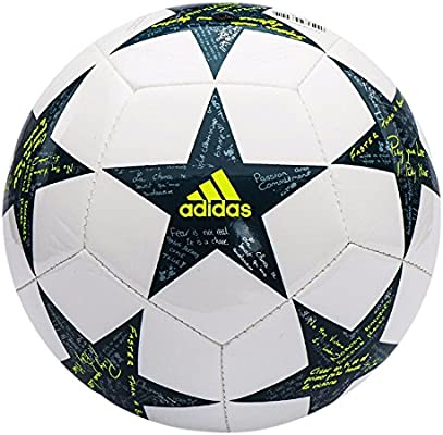 adidas Finale16 Mini Balón de fútbol, Hombre, Blanco (Blanco ...