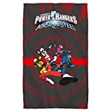 Power Rangers Team Ninja Steel - Beach Towel (36' x 58')