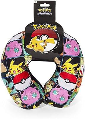 Travel Pillow for Kids Pokemon Neck