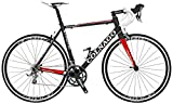 Colnago STRADA SL 105 5800 Road Bicycle, Black, 52cm Colnago America