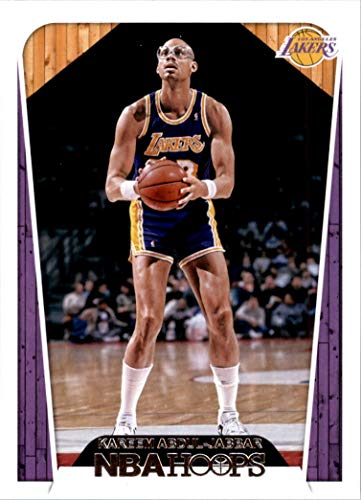 Top 10 best basketball cards kareem abdul jabbar 2020