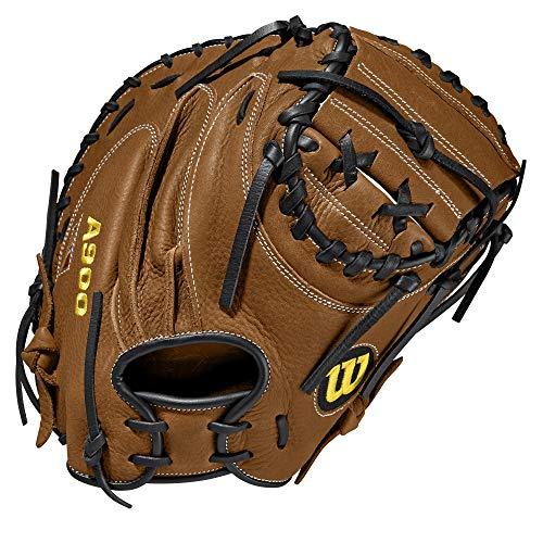 Wilson A900 34' Baseball Catcher's Mitt - Right Hand Throw