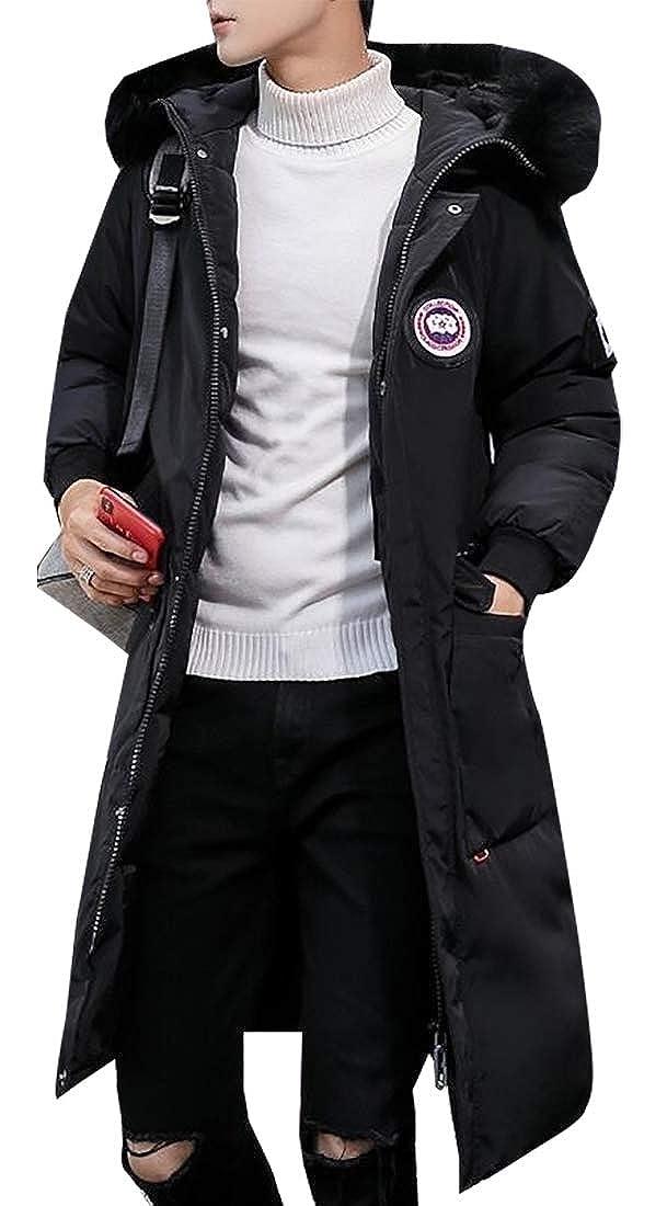 Amazon.com: La chaqueta para hombre, moda de manga larga ...