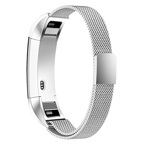 Simpeak Replacement Stainless Wristband Fitbit