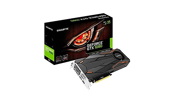 Amazon.com: Gigabyte GeForce GTX GV-N1080TTOC-8GD Video Graphics Cards (Certified Refurbished): Computers & Accessories