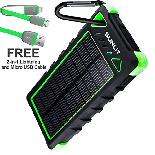 Solar Chargers For Hiking - 1