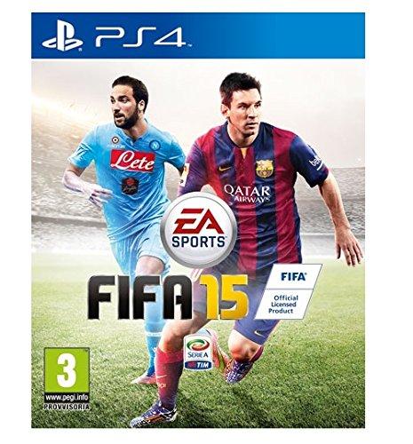 288 opinioni per FIFA 15