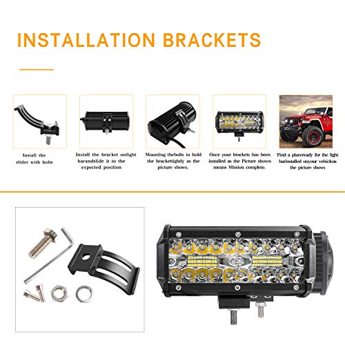 Zmoon-Led-Light-Bar-2Pcs-240W-24000lm-Aluminum-Alloy-Die-casting-Shell-Led-Spotlight-Off-Road-Lights-Super-Bright-Flood-Driving-Light-for-SUV-Jeep-Boat