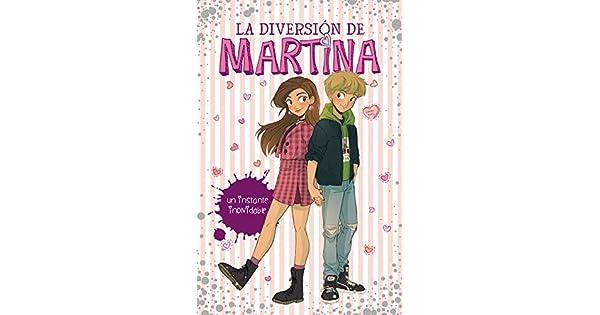 Amazon.com: Un instante inolvidable (La diversión de Martina ...