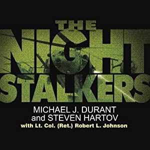 The Night Stalkers Audiobook