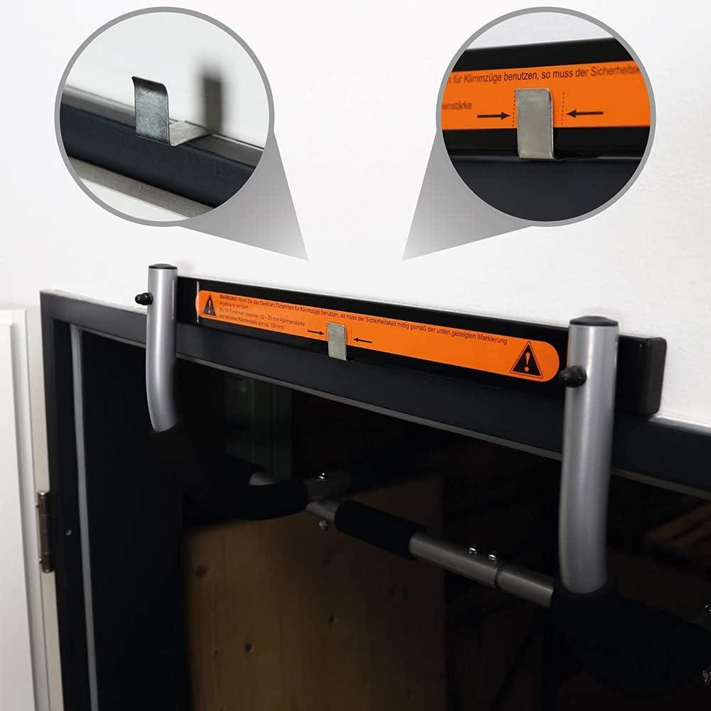 HXZB Pull-Up Multifuncional Door Bar Apretones Suaves Entrenamiento De La Base Cubierta De Entrenamiento Superior del Cuerpo