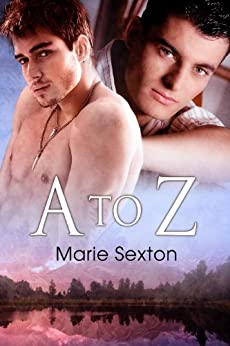A to Z (Coda Series Book 2) by [Sexton, Marie]