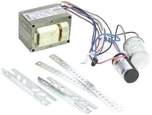 175w Metal Halide Ballast - Sunlite 40321-SU SB175PS/MH/QT 175-watt Metal Halide Ballast Quad Tap Ballast Kit, Multi volt
