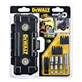 DeWalt DT7965 Extreme Impact Screwdriver Set in Magbox (20 Pieces)
