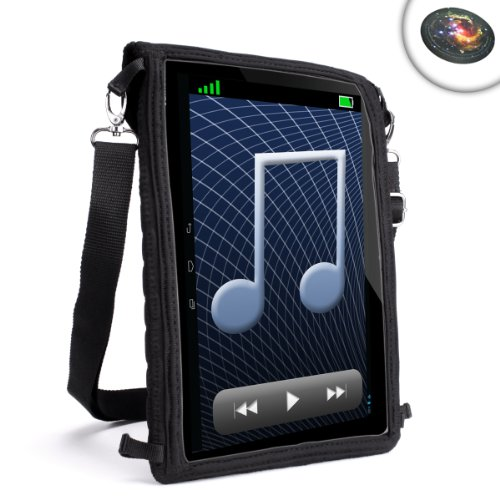 Mobile Messenger Tablet Cover & In-Car Viewing Travel Case w/ Touch...