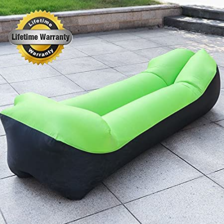 Amazon.com: Turbo Snail Outdoor – Sofá de aire portátil con ...