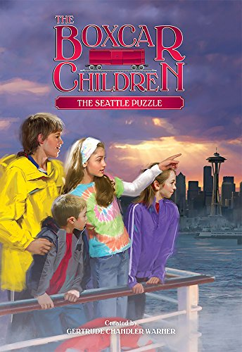 (The Seattle Puzzle (The Boxcar Children Mysteries))