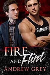 Fire and Flint (Carlisle Deputies Book 1)