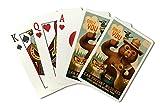 Rocky Mountain National Park, Colorado - Smokey Bear (Playing Card Deck - 52 Card Poker Size with Jokers)