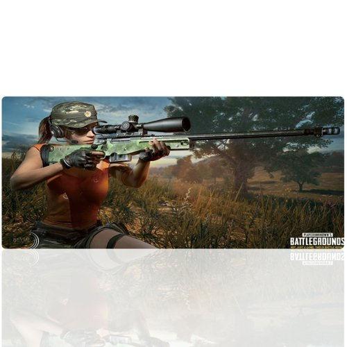 Imegny Extended Gaming Mouse Pad, PUBG Shooting Mat for High DPI Professional Gaming Quality