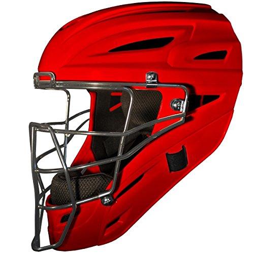 All-Star System Seven Youth Catcher's Helmet MVP2510 ()