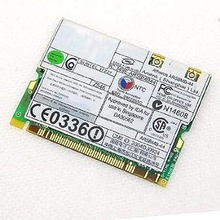 IBM Mini PCI Wireless Card Atheros 5213A 802.11 a/b/g AR5BMB-44 2.4GHz 108Mbps 39T0081 (B009ELQOZG)   Amazon price tracker / tracking, Amazon price history charts, Amazon price watches, Amazon price drop alerts