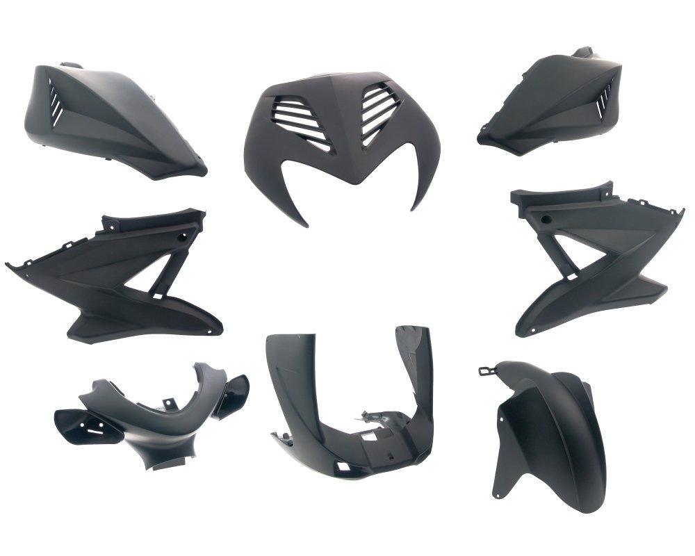 2Extreme MBK Nitro Set di parti di carrozzeria per Yamaha Aerox 8 pz