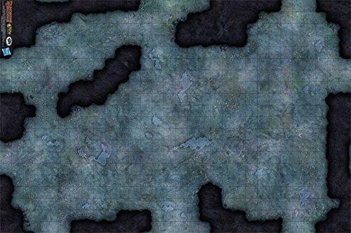 Dungeons & Dragons - Caverns Of The Underdark Game Mat