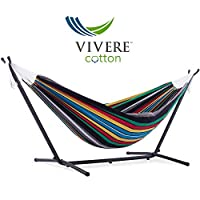Deals on Vivere UHSDO9-27 Hammock with Stand, 9-Ft